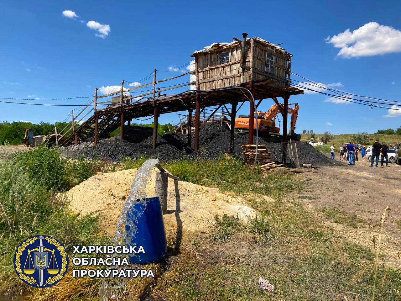 Тайную шахту нашли правоохранители в Харьковской области. ФОТО, ВИДЕО | Первая Столица Харьков